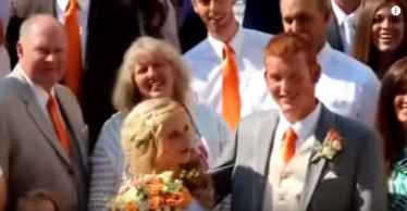 Ginger Sucks Life Out of His Poor Bride