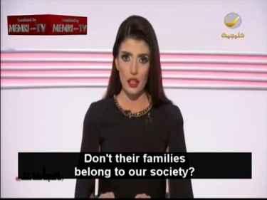 Saudi TV Journalist Nadine Al-Budair Talks About Terrorists Emerging From Arab and Islam Faith