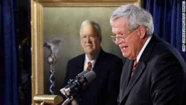 Former Republican House Speaker Dennis Hastert Abused Four Boys, Prosecutor Say
