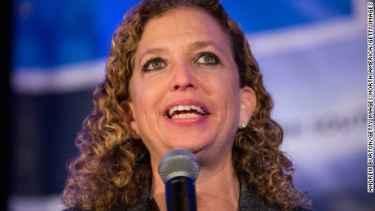 #Politics: Should DNC Chairwoman Debbie Wasserman Schultz Resign?