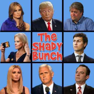 Who is your favorite Shady Bunch character and why?