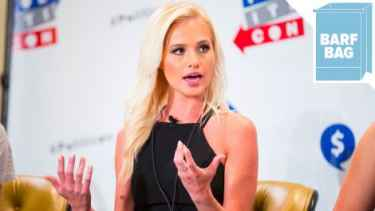 Tomi Lahren Unknowingly Admits That She Benefits From Obamacare and Then Says She Would Like to Get Rid of It