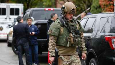 11 People Killed in Pittsburgh Synagogue Shooting