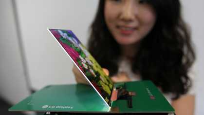 #Tech: #Gadget: World's Slimmest 1080p Display From LG