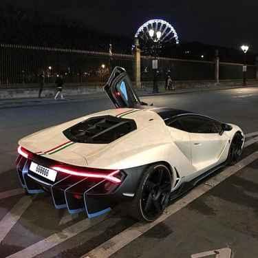 #Lamborghini Centenario Spotted in London