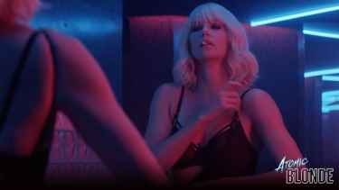 'Atomic Blonde' Official Trailer #2 starring Charlize Theron and James McAvoy
