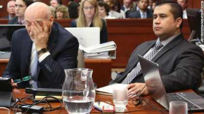 #News: #Justice: George Zimmerman found not guilty of murder in Trayvon Martin's death