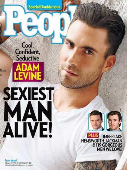"Adam Levine called ""Ultra-Douce"" by someone at BuzzFeed | #AdamLevine #LOL"