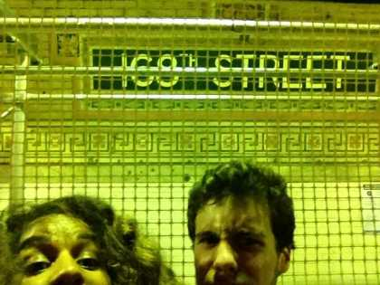 #Travel: Young Couple Takes Selfies At All 118 Subway Stations In Manhattan