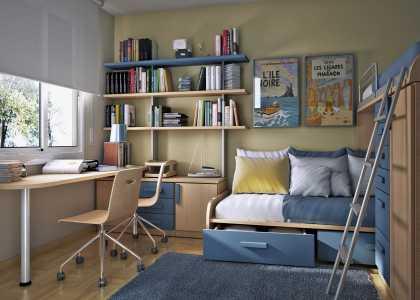 #SmallSpace: Love this interior design ideas for small room