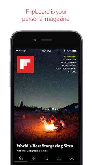 #News: Flipboard: Your Social News Magazine iPhone App