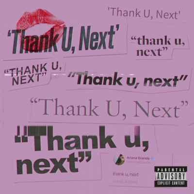 "#ArianaGrande drops new song, ""thank u, next"""