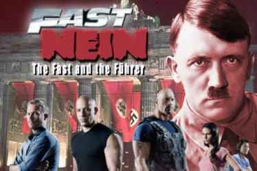 """Someone wants to make a spin-off of Fast & Furious movie titled """"Fast Nein: The Fast & The Führer"""""""