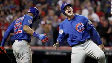 Believe it! Chicago Cubs win 2016 World Series
