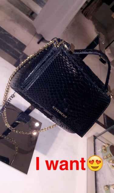 #Givenchy Bag ♥️