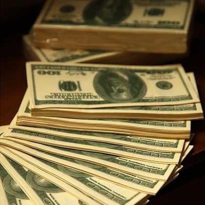 #Funny: The 100 Dollar Bill Napkins