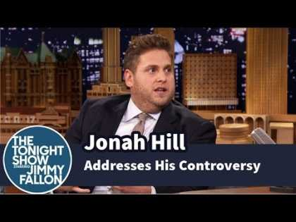 Jonah Hill issues apology at Jimmy Fallon's The Tonight Show over faggot remark to #paparazzi