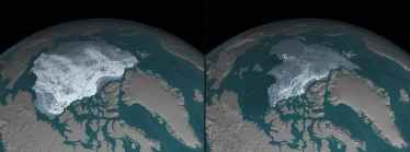 NASA Releases Images Depicting Climate Change, As Trump Continues to Claim It Doesn't Exist