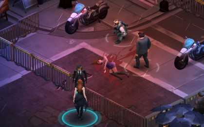 #Gaming: Shadowrun Returns Review