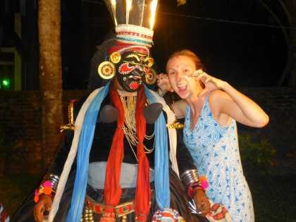KATHAKALI TOURISM - LE LAGOON HOLIDAYS