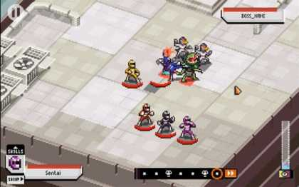 #Gaming: Knights of Pen and Paper dev's new game Chroma Squad hits Kickstarter goal