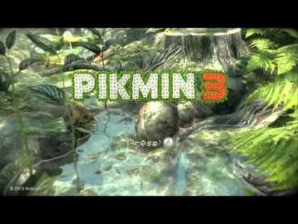 #Gaming: #Pikmin 3 review brings new life to #Wii U