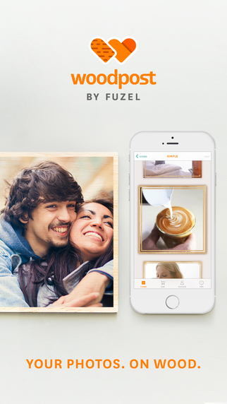 #Lifestyle: Woodpost by Fuzel - Print your photos on wood