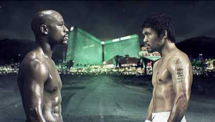 Watch The Mayweather vs. Pacquiao Official Fight Video Promo!