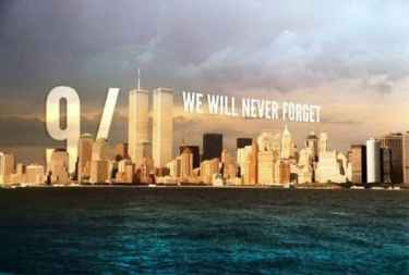 We Will #NeverForget 9/11
