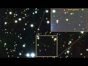 'Fast radio burst' traced to a dwarf galaxy 3 billion light-years away #FRB