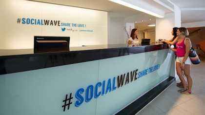 #Travel: World's First Twitter Hotel | #Tech