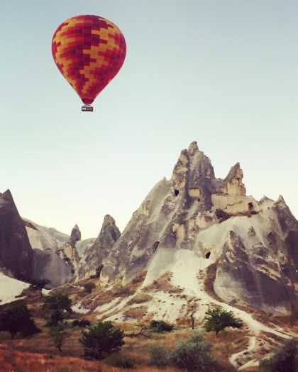 Cappadocia, #Turkey