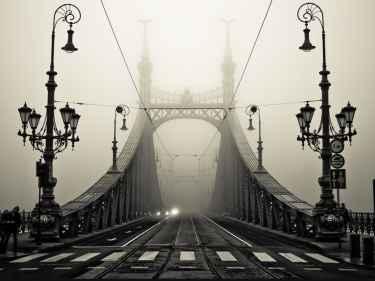 #BestPhotography: Liberty Bridge, Budapest