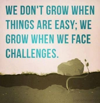 Face the #challenges #FridayMotivation