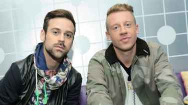 #Rapper: Macklemore and Ryan Lewis Snapchat Username @mackandryan