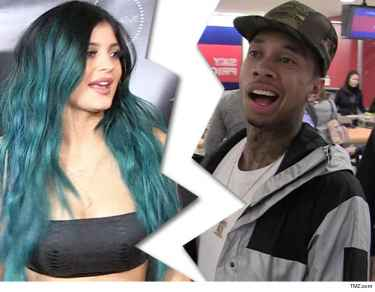 Kylie and Tyga Split For Real According to TMZ Source!