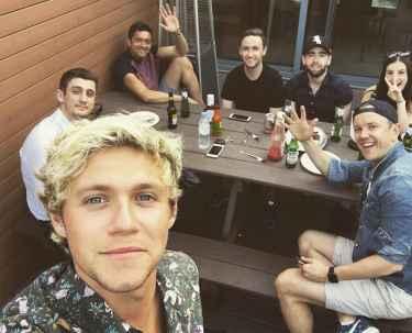 Niall Horan Snapchat Username @niallhoran