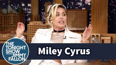 Miley Cyrus talks judging at 'The Voice' with Jimmy Fallon