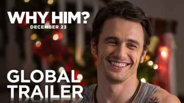 'Why Him?' starring James Franco and Bryan Cranston