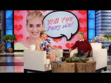 Ellen DeGeneres Forgot Katy Perry Was Married to Russel Brand