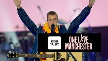 One Love Manchester: Justin Bieber performs Cold Water