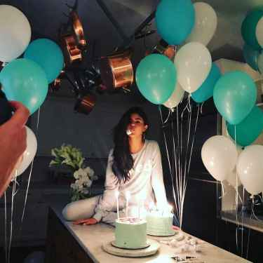 Selena Gomez celebrates her 25th birthday with her Instagram followers