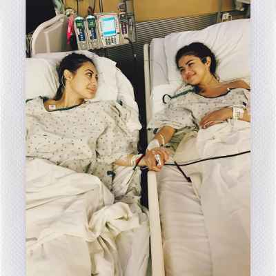 Selena Gomez Reveals on Instagram That She Had a Kidney Transplant