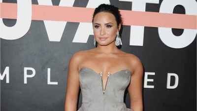 "Demi Lovato Is ""Grateful to Be Alive"" After Overdose"