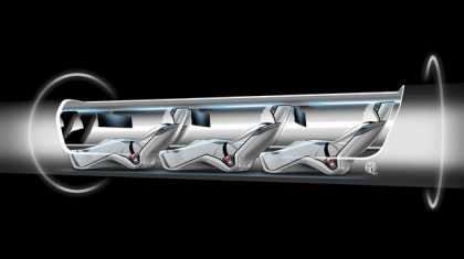 #Tech: Elon Musk's Hyperloop Plan Details | #travel #invention