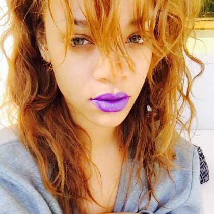 Rihanna on Instagram @badgalriri