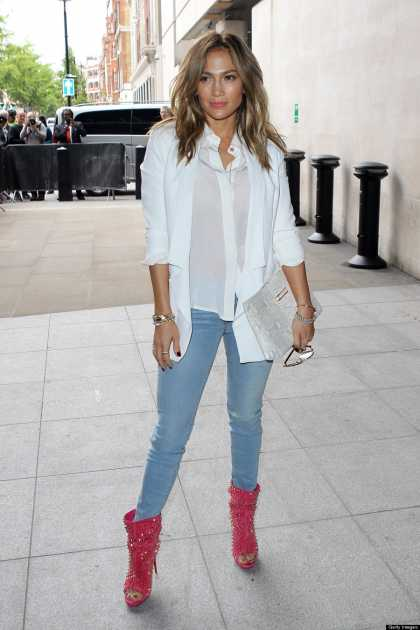 This is my style inspiration... #JLo