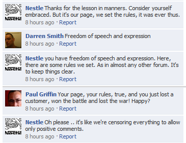 #FacebookFail: #Nestle's Facebook Page: How a Company Can Really Screw Up Social Media