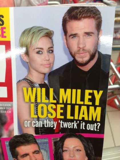 #Celeb: Will Miley lose Liam, or can they #twerk it out?