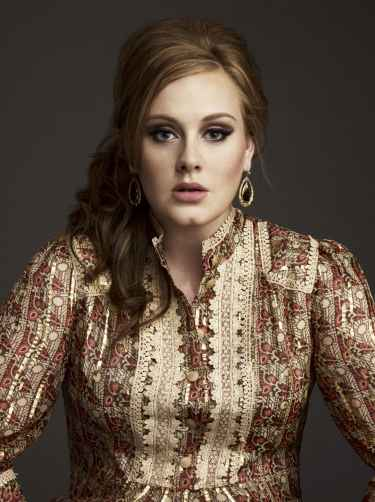 What is Adele's snapchat username?